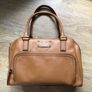 💥SOLD💥Kate Spade Baxter Street Catalina Leather